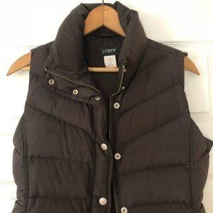 J. Crew Jackets & Coats - J. Crew Puffer Vest